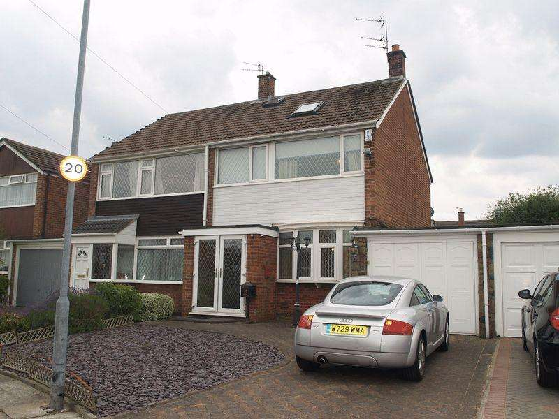 3 Bedrooms Semi Detached House for rent in Penfold, Maghull