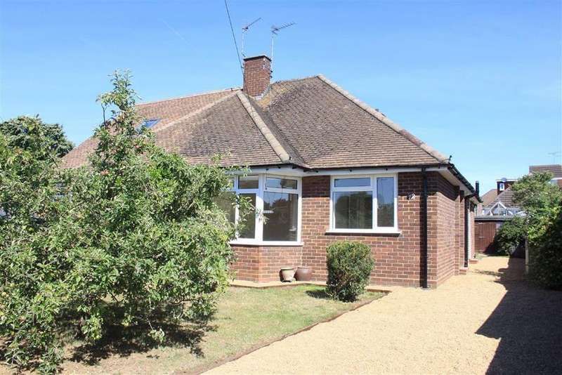 2 Bedrooms Bungalow for sale in Roseleigh Close, Maidenhead, Berkshire