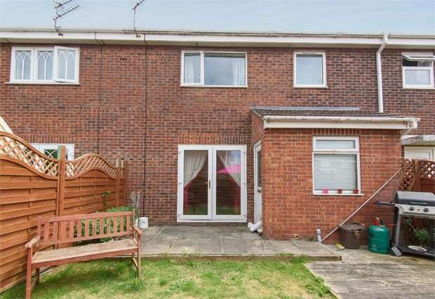 4 Bedrooms Terraced House for sale in Ashwell Close, Bristol