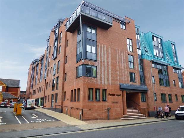 1 Bedroom Flat for sale in Union Street, Chester, Cheshire