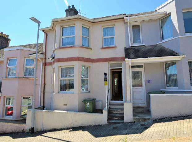 5 Bedrooms Terraced House for sale in Barton Avenue, Plymouth, Devon