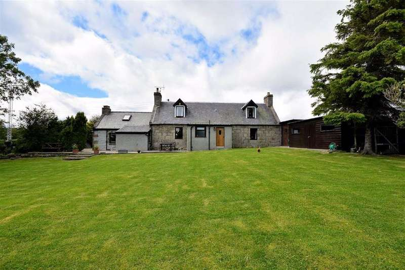 3 Bedrooms Detached House for sale in Grantown on Spey