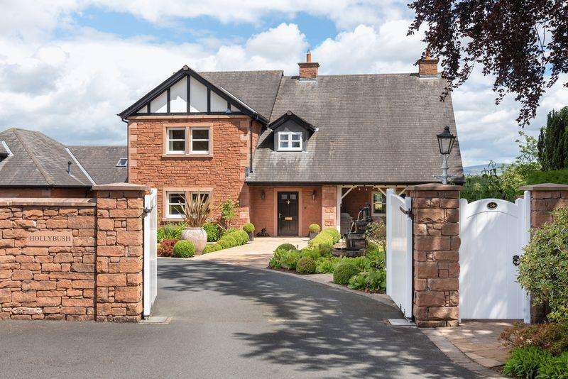 4 Bedrooms Detached House for sale in Scotby Village, Carlisle