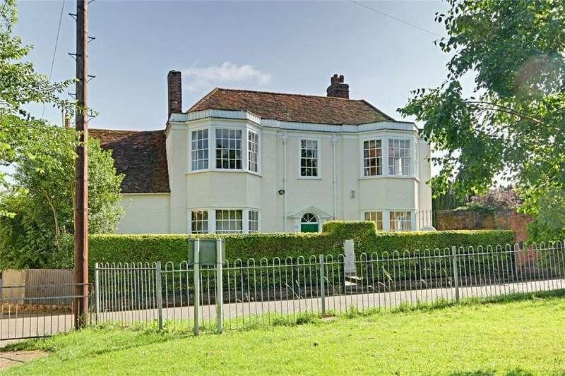 6 Bedrooms Detached House for sale in Sheering Mill Lane, Sawbridgeworth, Hertfordshire