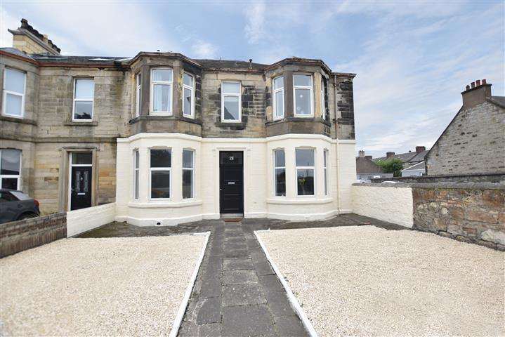 3 Bedrooms Ground Flat for sale in 18 Prestwick Road, Ayr, KA8 8LD