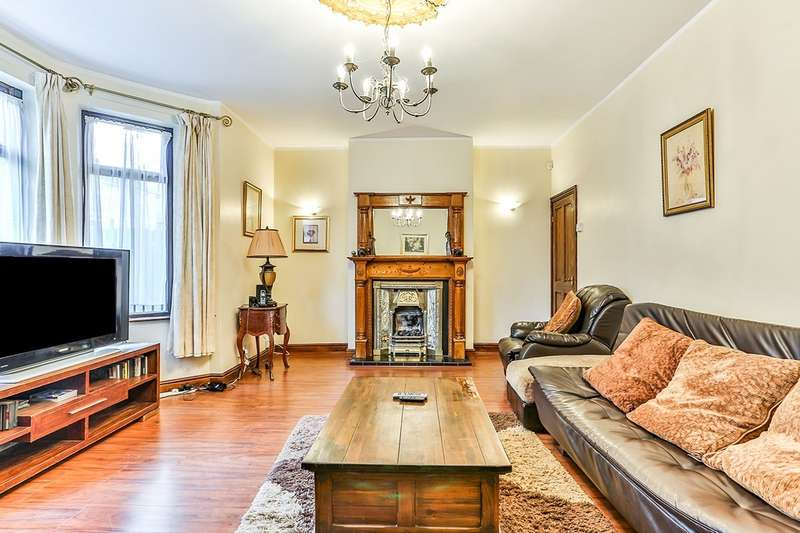 5 Bedrooms Semi Detached House for sale in Meersbrook Road, Sheffield, S8