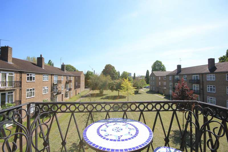 1 Bedroom Flat for sale in Elizabeth House, Caversham, Reading, RG4