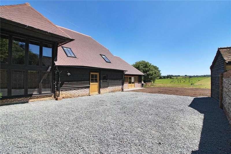 4 Bedrooms Semi Detached House for sale in Bower Lane, Eynsford, Dartford, DA4
