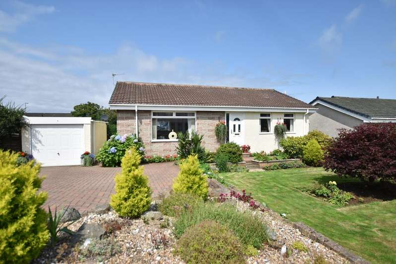 2 Bedrooms Detached Bungalow for sale in 5 Cloverhill, Ayr, KA7 3NJ