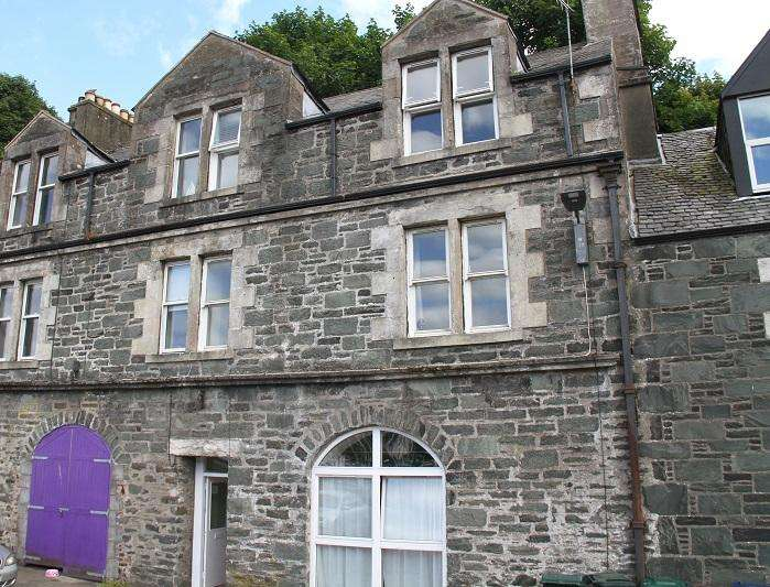 2 Bedrooms Flat for sale in Quay House, Tarbert PA29
