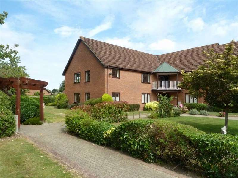 2 Bedrooms Retirement Property for sale in Chiltern Court, Emmer Green, Emmer Green Reading