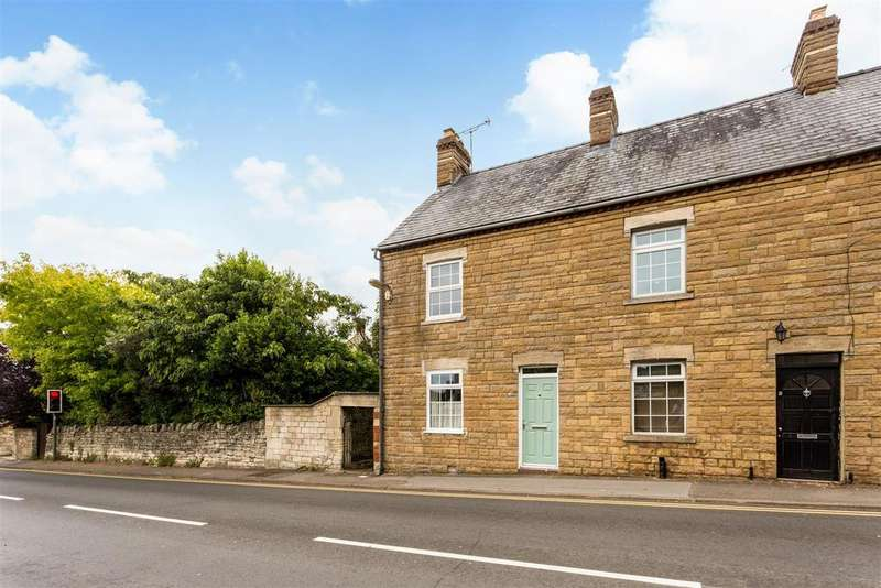 2 Bedrooms End Of Terrace House for sale in Cheltenham Road, Painswick, Stroud