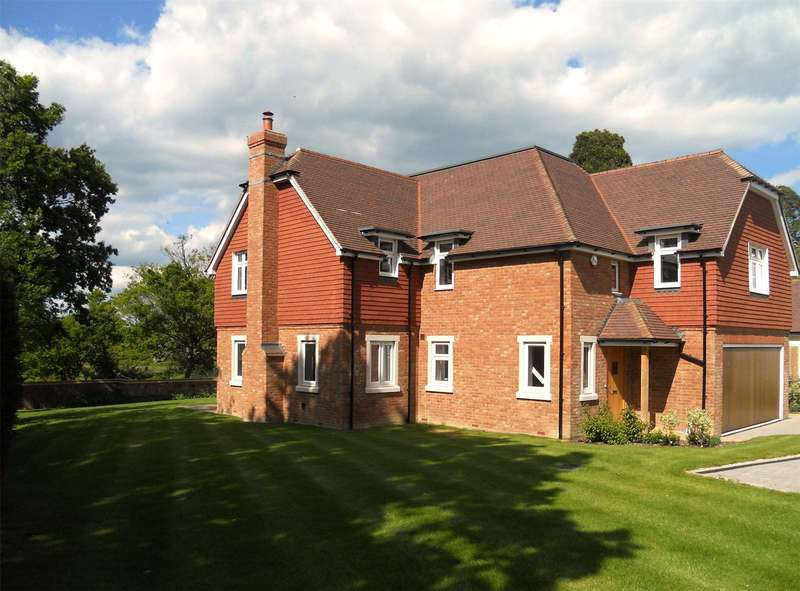 4 Bedrooms Detached House for sale in Eden Hall, Cowden, Kent, TN8