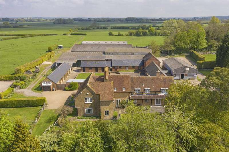 6 Bedrooms Unique Property for sale in Manor Farm, Marsworth, Tring, Hertfordshire, HP23