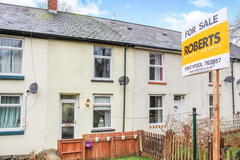 2 Bedrooms Terraced House for sale in Lower Ellick Street, Blaenavon, Pontypool, NP4