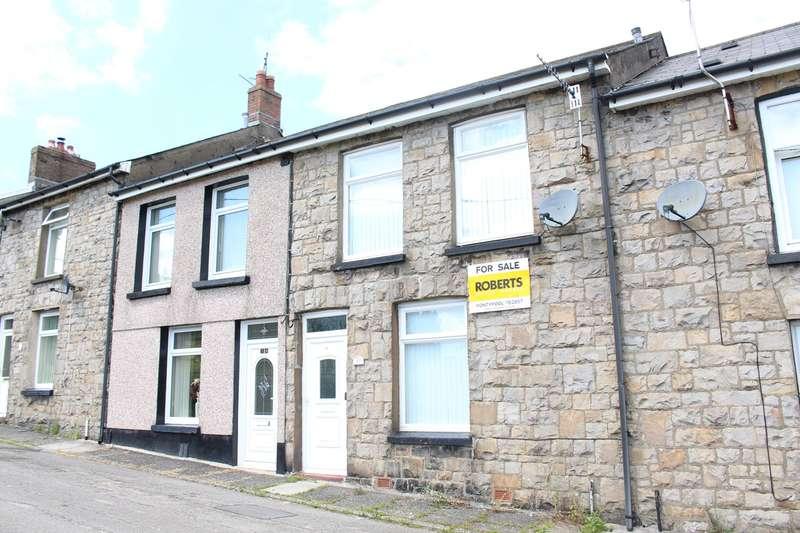 2 Bedrooms Terraced House for sale in Clapham Terrace, Blaenavon, Pontypool, NP4
