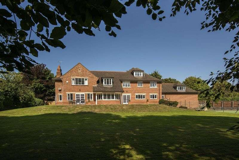 8 Bedrooms Property for sale in Caldy Road, Caldy, Wirral