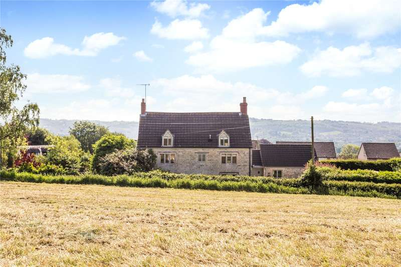 4 Bedrooms Detached House for sale in Westrip, Stroud, Gloucestershire, GL6