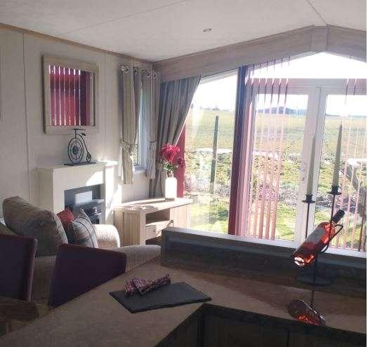2 Bedrooms Lodge Character Property for sale in Primrose Bank Caravan Park, Weeton