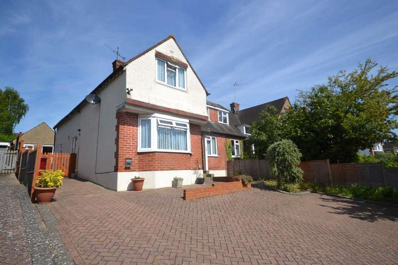 4 Bedrooms Semi Detached House for sale in Henley Road, Caversham