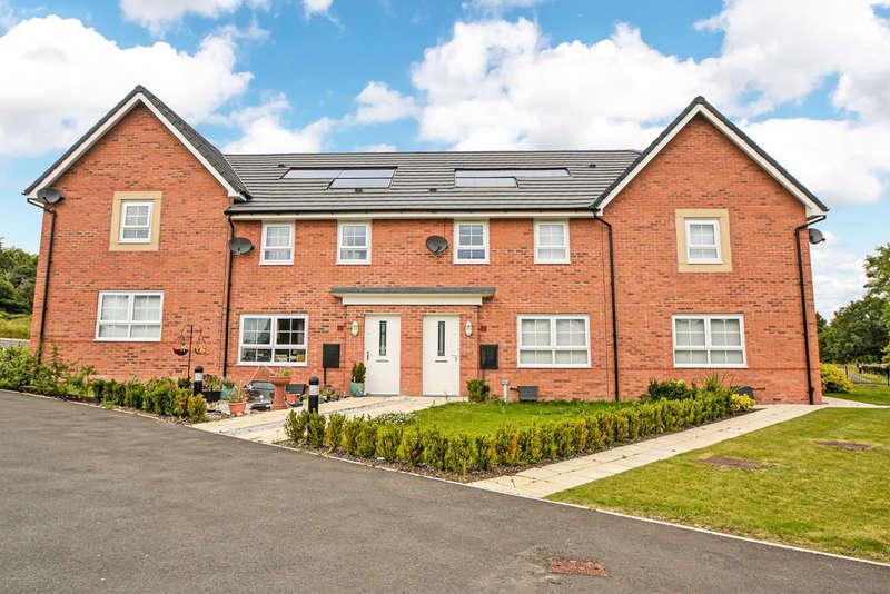 3 Bedrooms Town House for rent in Wisbech Close, Sandymoor