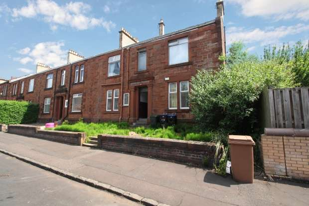 2 Bedrooms Flat for sale in Fullarton Street, Kilmarnock, Ayrshire, KA1 2QT