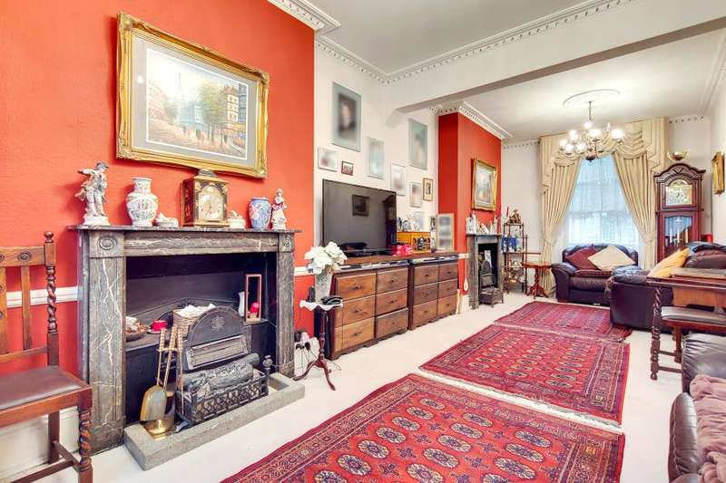 6 Bedrooms House for sale in Claremont Square, Islington N1