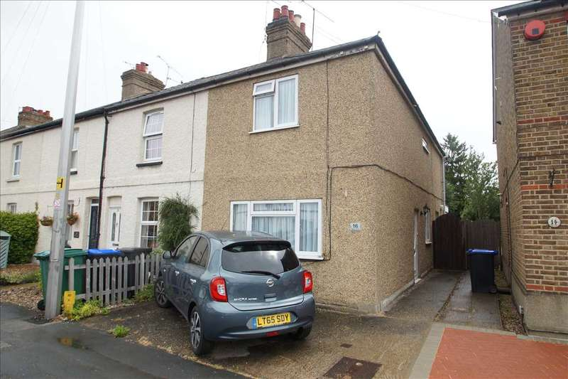 3 Bedrooms Semi Detached House for sale in Milner Road, Burnham