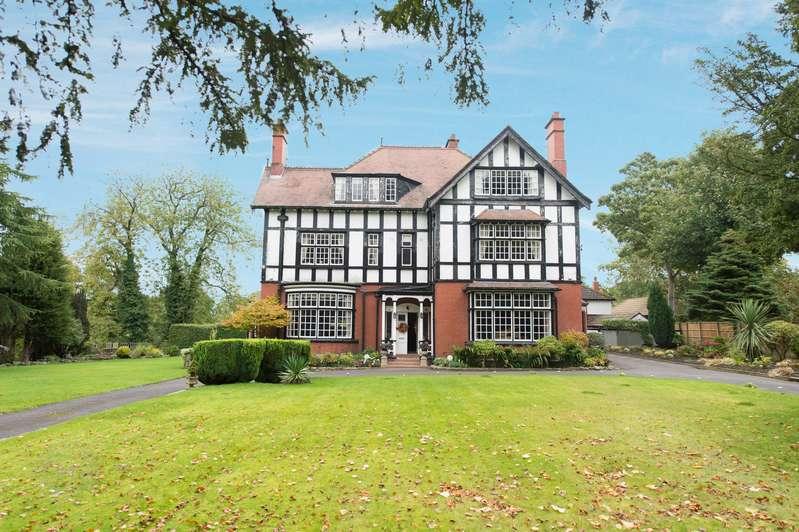 9 Bedrooms Detached House for sale in Broseley Lane, Kenyon, Warrington, WA3