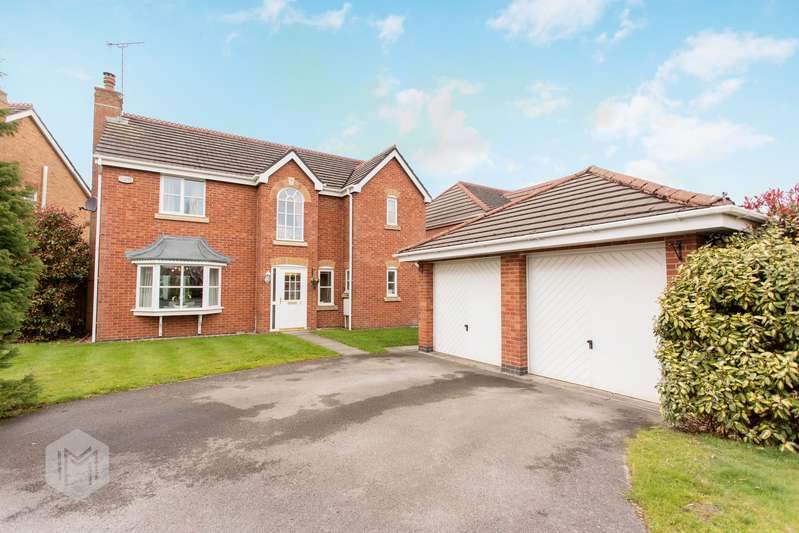 4 Bedrooms Detached House for sale in Pennington Drive, Newton-le-Willows, Merseyside, WA12