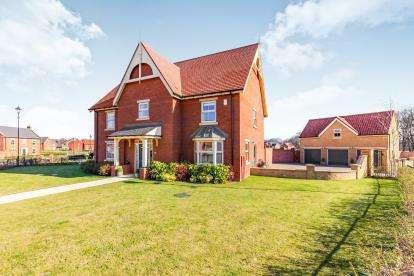 5 Bedrooms Detached House for sale in Sinderby Lane, Nunthorpe, Middlesbrough, United Kingdom
