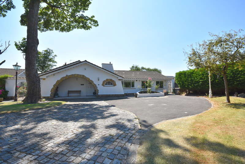 4 Bedrooms Detached Bungalow for sale in Tabriz, 2 Rookery Wood, Sully, Vale of Glamorgan, CF64 5TX