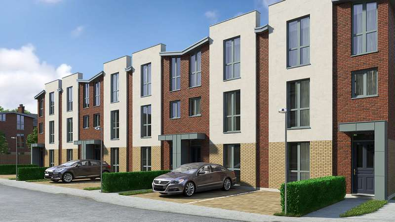 4 Bedrooms House for sale in Dovedale Mews, Failsworth, Manchester, M35