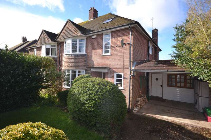 4 Bedrooms Semi Detached House for sale in Crawshay Drive, Emmer Green