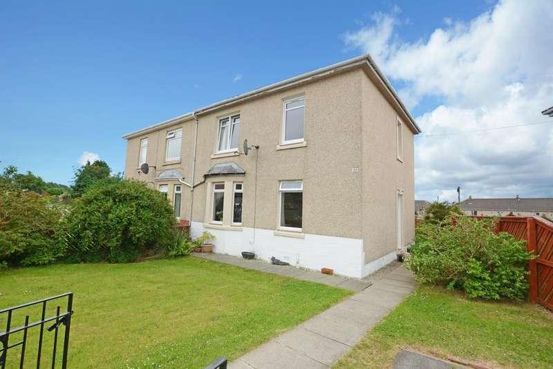 4 Bedrooms Semi-detached Villa House for sale in 22 Lindsay Crescent, Largs, KA30 9JR