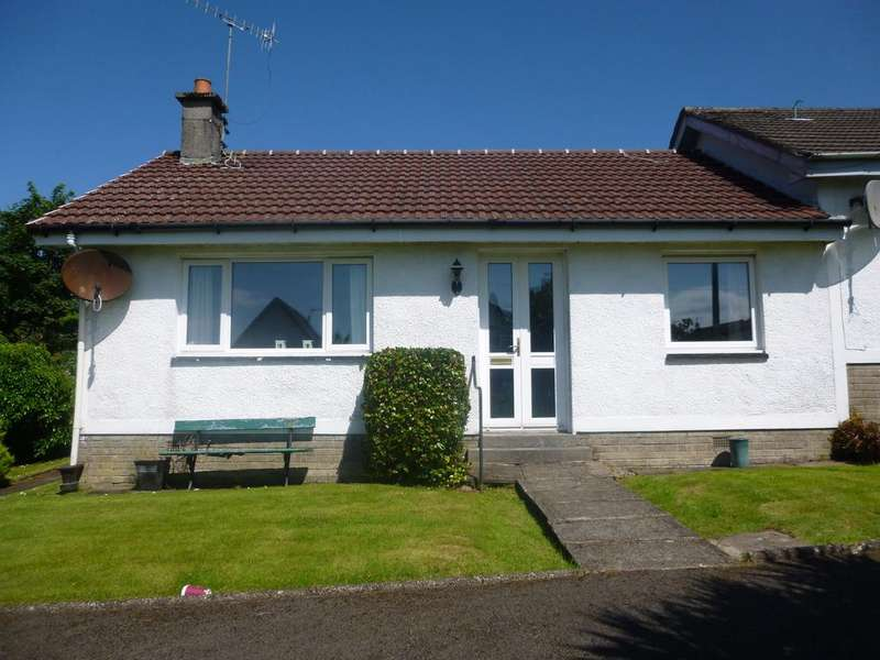 1 Bedroom End Of Terrace House for sale in 1 Murrayfield, Park Road, Kirn, DUNOON, PA23 8JL