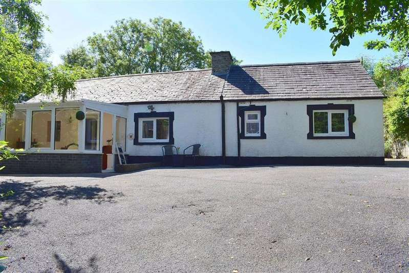 3 Bedrooms Cottage House for sale in Lampeter Road, Aberaeron, Ceredigion