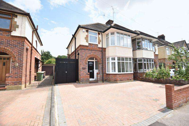 3 Bedrooms Semi Detached House for sale in Wychwood Avenue, Luton