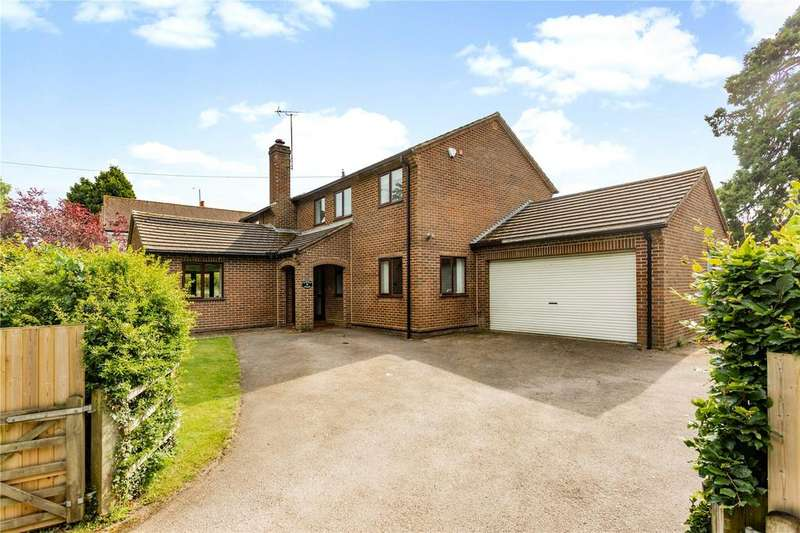 4 Bedrooms Detached House for sale in Timbercombe Lane, Charlton Kings, Cheltenham, Gloucestershire, GL53