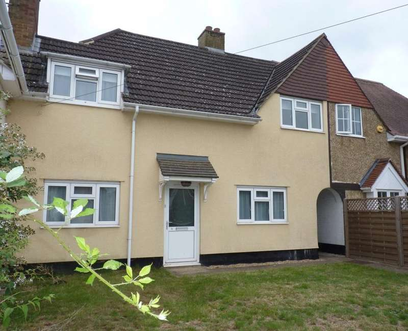 3 Bedrooms Terraced House for sale in Everton Road, Potton SG19