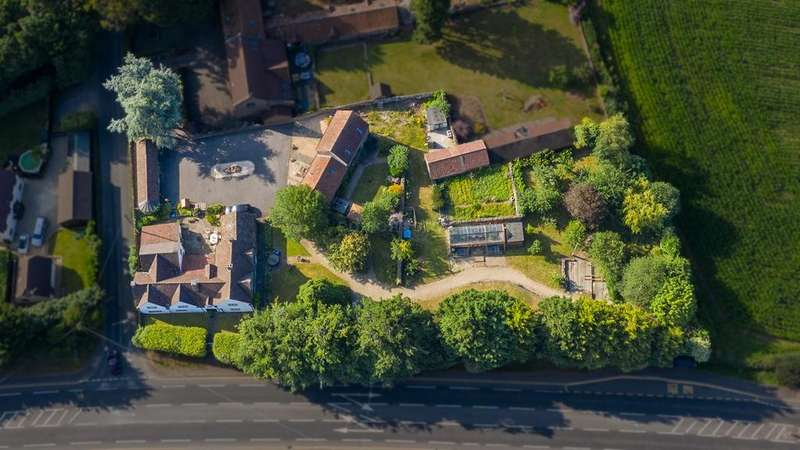 6 Bedrooms Farm House Character Property for sale in Badminton Road, Yate, Bristol, BS37