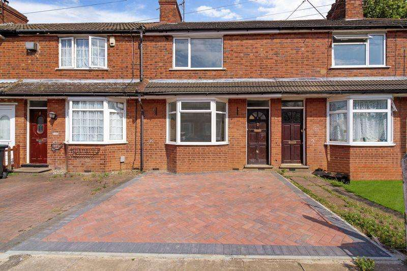 2 Bedrooms Terraced House for sale in Anstee Road, Luton