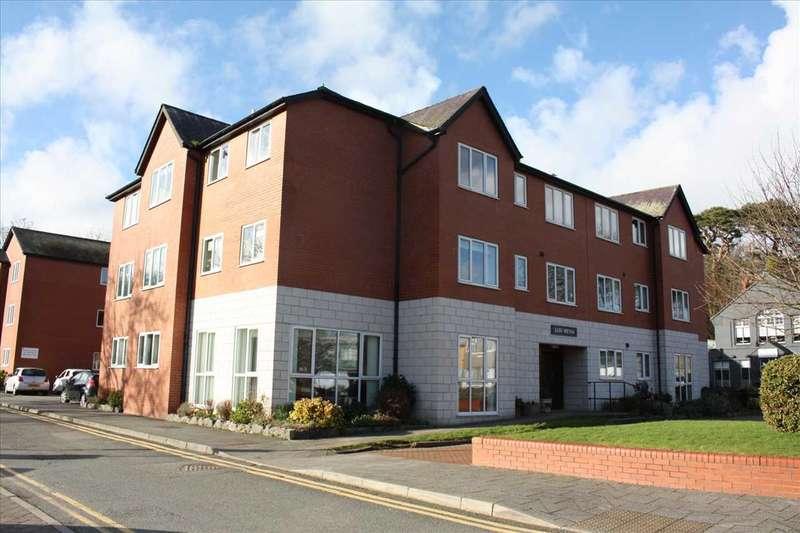 2 Bedrooms Apartment Flat for sale in Llys Menai, Menai Bridge, Menai Bridge