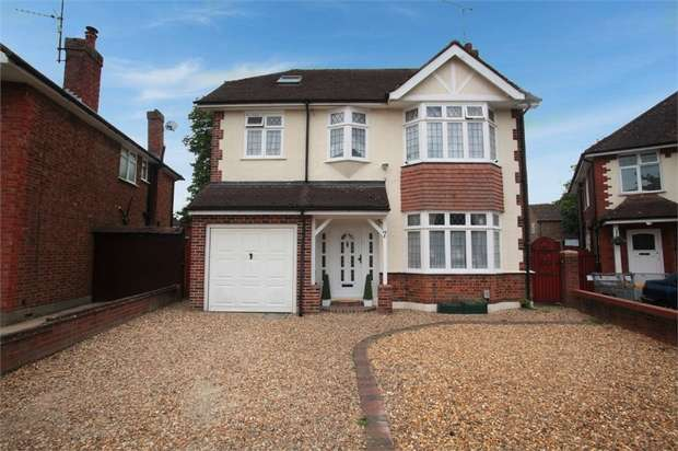 5 Bedrooms Detached House for sale in Kingscroft Avenue, Dunstable, Bedfordshire