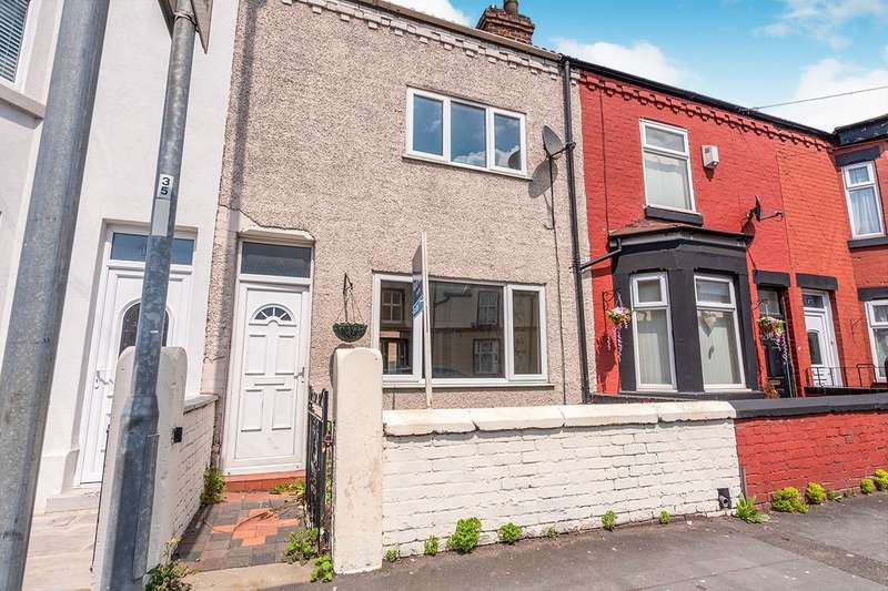 2 Bedrooms House for sale in Liverpool Road, Widnes, Cheshire, WA8