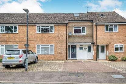 2 Bedrooms Maisonette Flat for sale in Errington Road, Moreton In Marsh