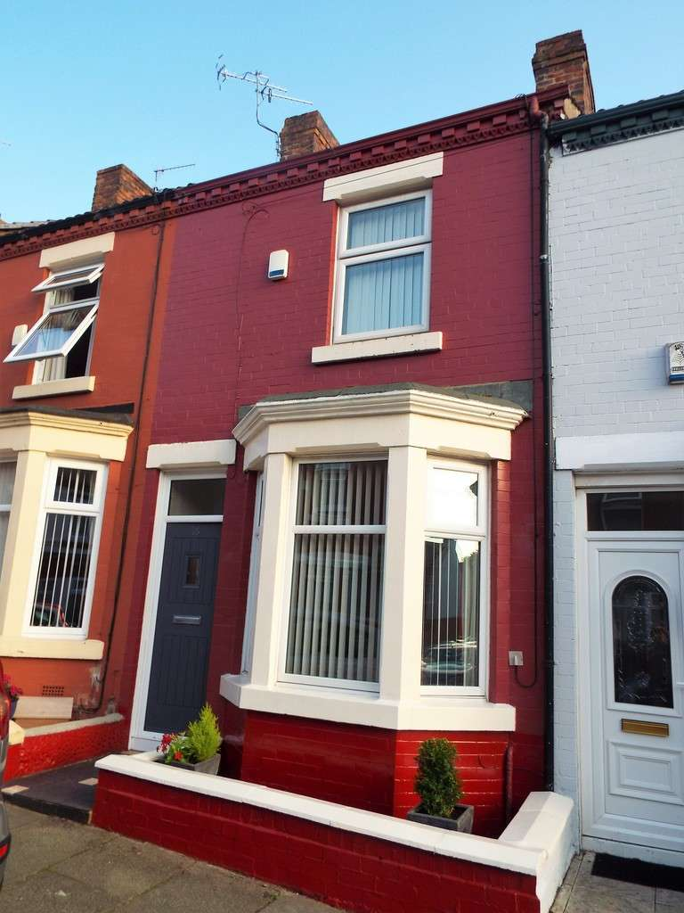 2 Bedrooms Terraced House for sale in Birchtree Road, Aigburth, Liverpool 17