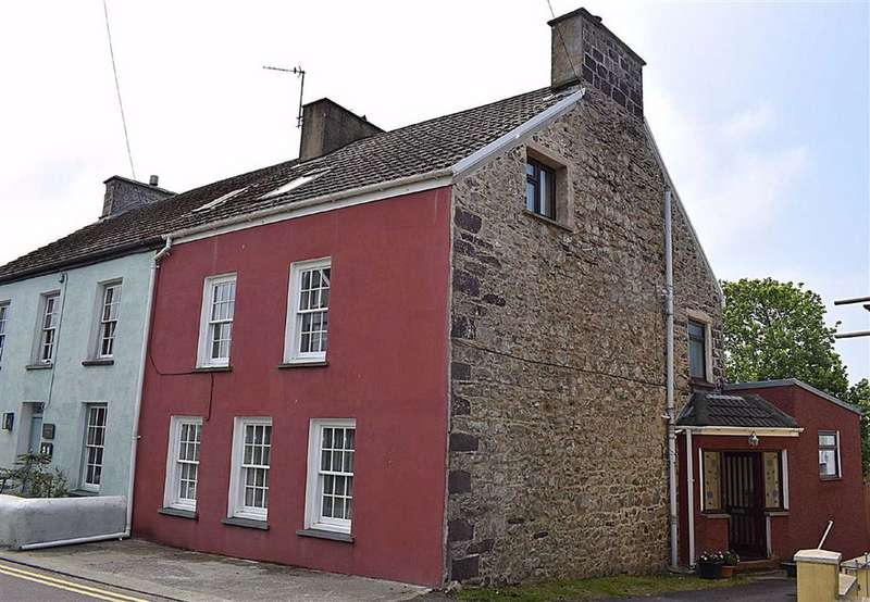 5 Bedrooms Town House for sale in High Street, Solva, Haverfordwest