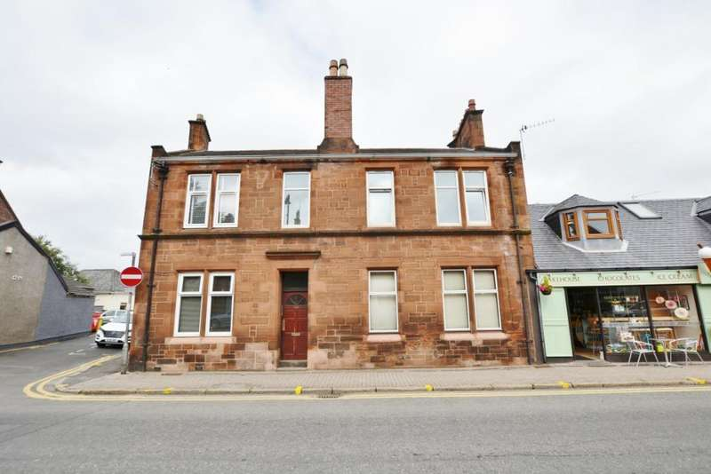 1 Bedroom Flat for sale in Main Street, Prestwick, South Ayrshire, KA9 1PB