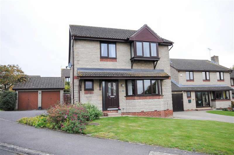 4 Bedrooms Detached House for sale in Borough Close, Kings Stanley